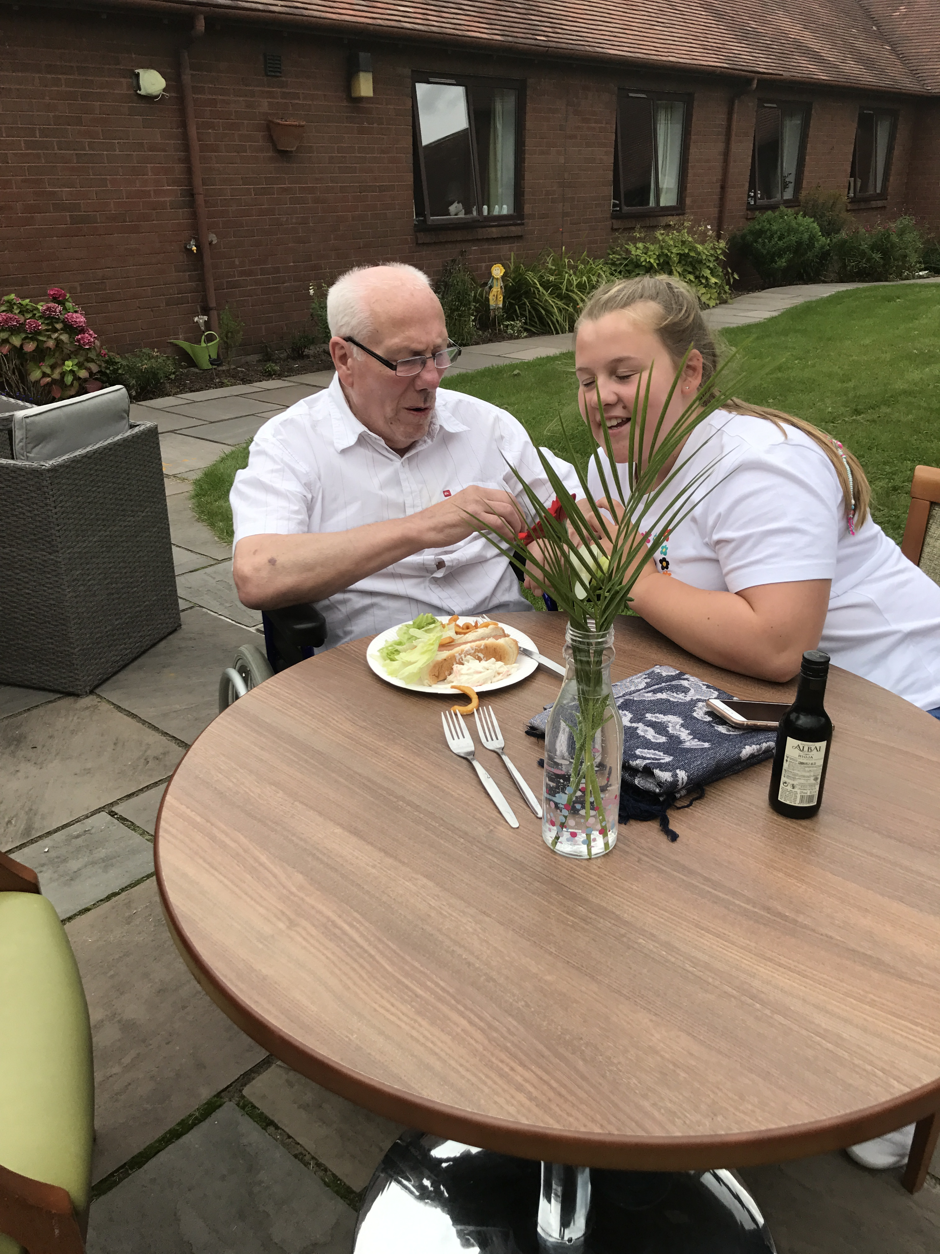 Grace Court Garden Aug 17: Key Healthcare is dedicated to caring for elderly residents in safe. We have multiple dementia care homes including our care home middlesbrough, our care home St. Helen and care home saltburn. We excel in monitoring and improving care levels.